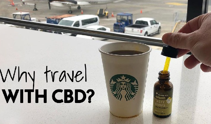 How CBD Oil Makes Travel Less Stressful