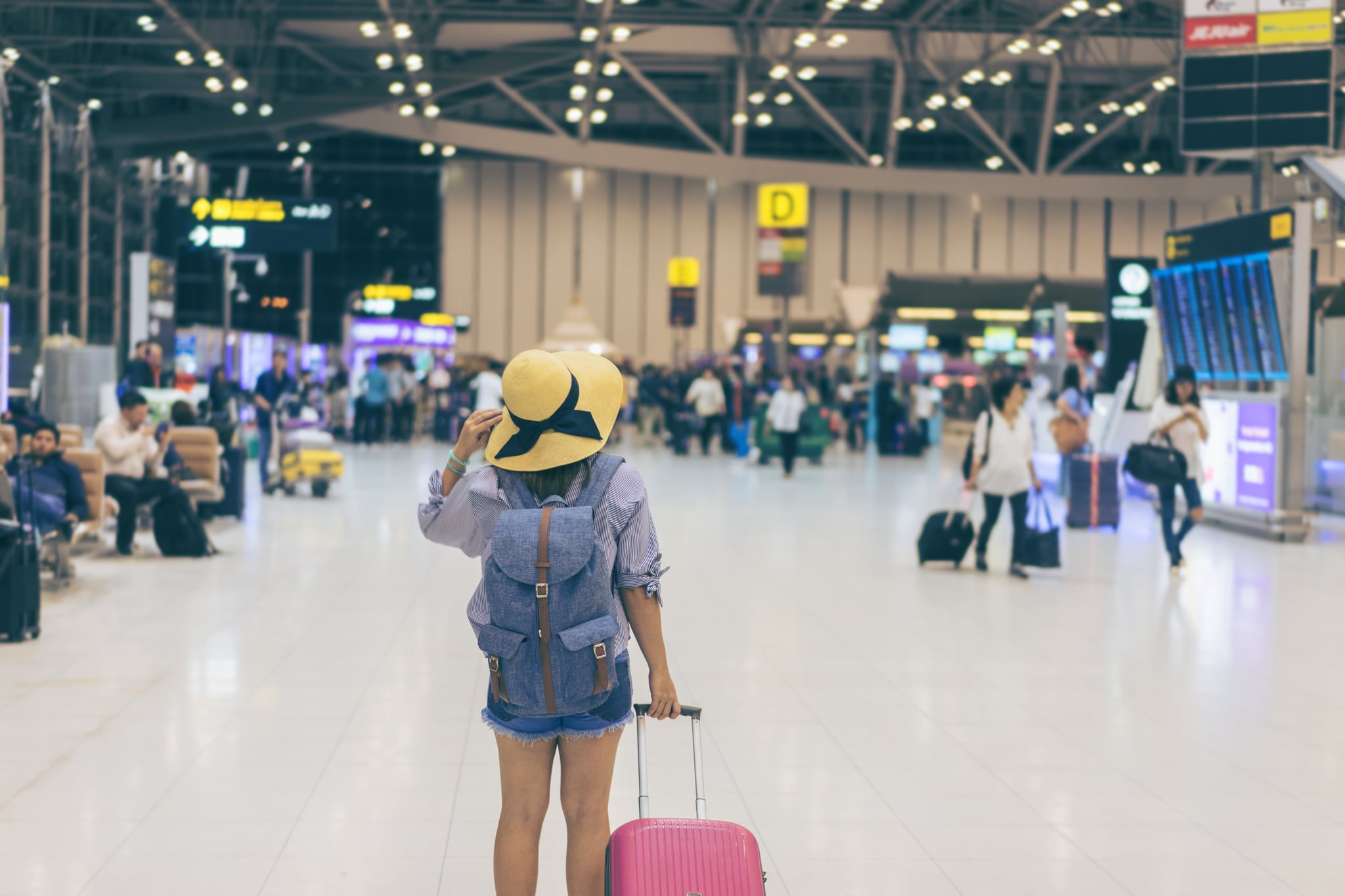 How to Travel with Hemp Beauty Products Legally